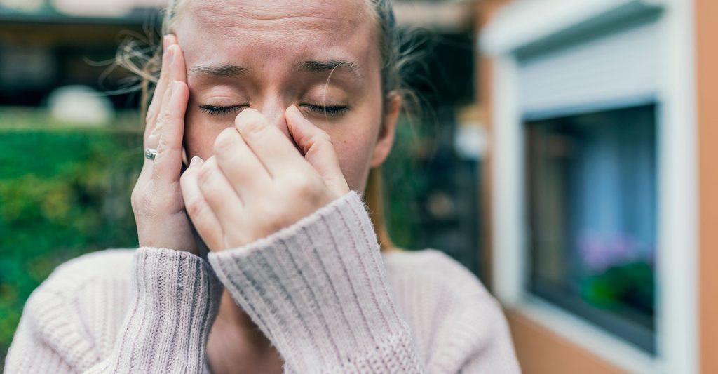 detetar tratar choque anafilático
