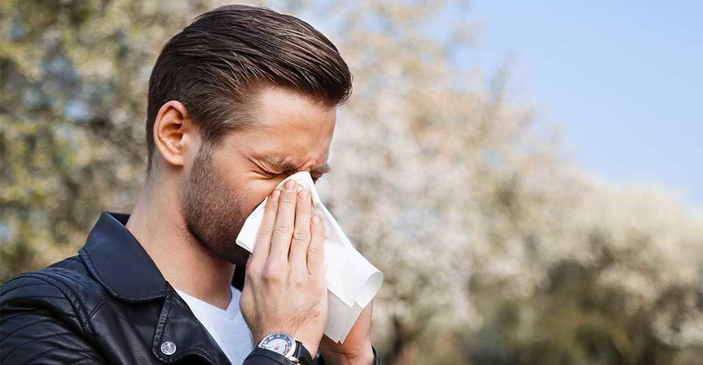 Alergias mais frequentes na primavera