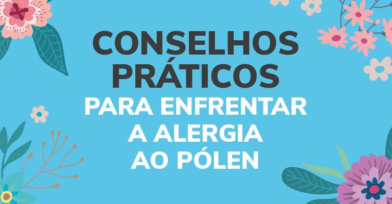 conselhos practicos alergia polen