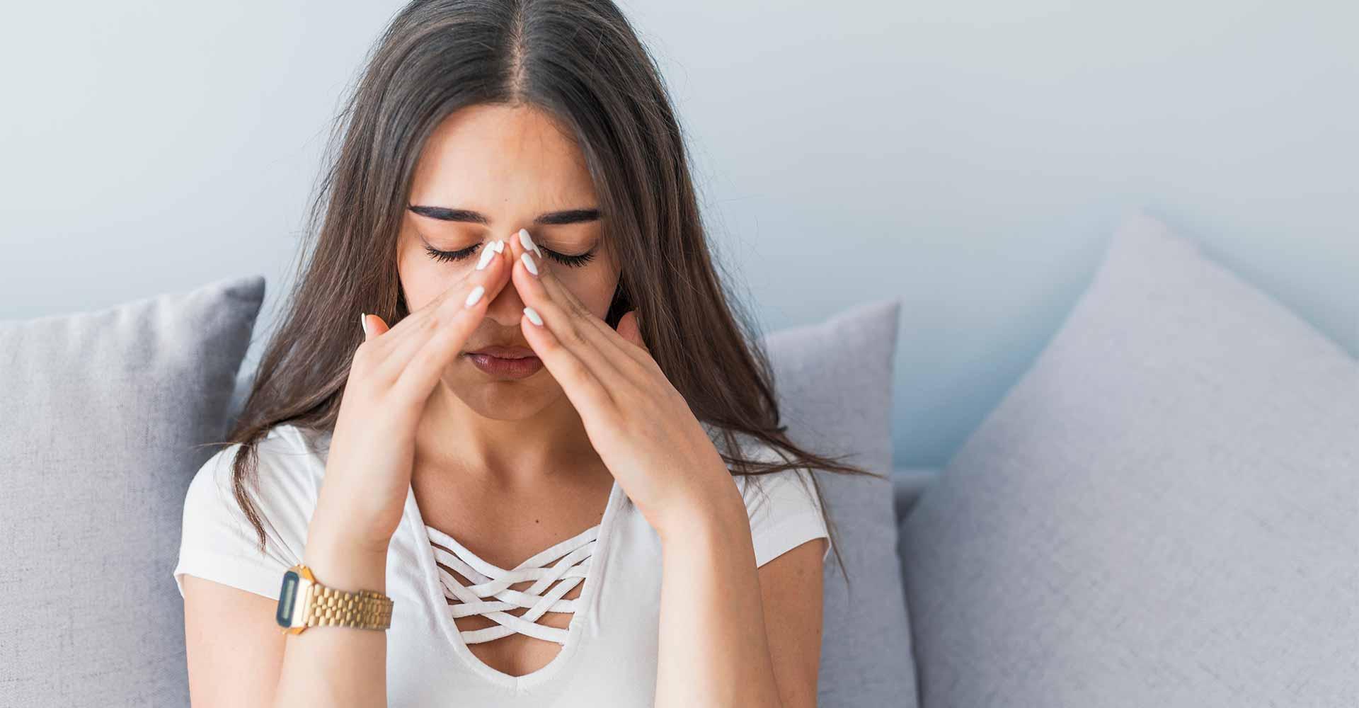 Sinusite e alergia: aprenda a distingui-las