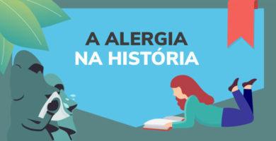 A alergia na historia
