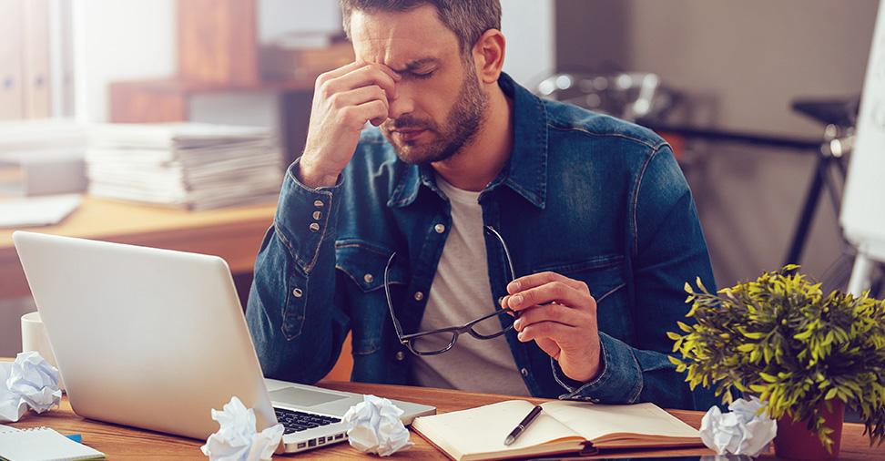 Stress influencia alergia