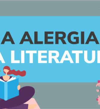 A alergia na literatura