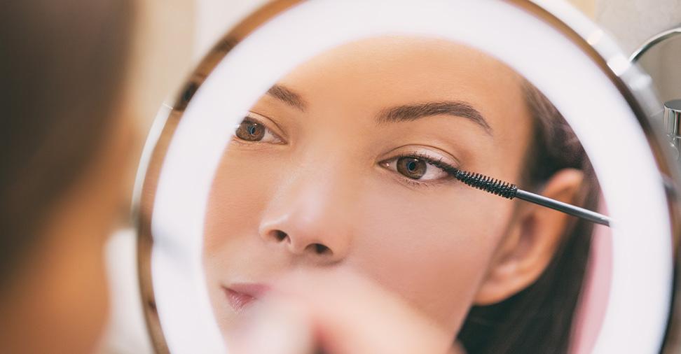 As alergias aos cosméticos
