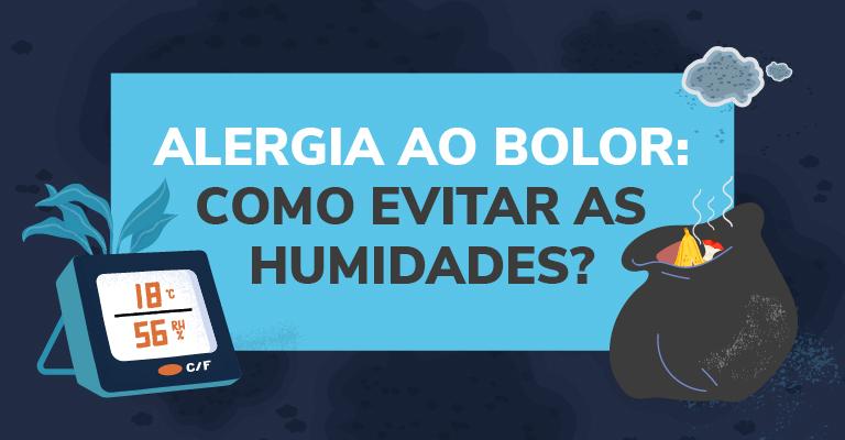 Alergia ao bolor: como evitar as humidades?