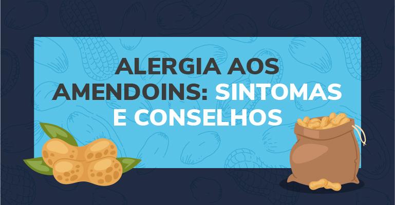 Alergia aos amendoins