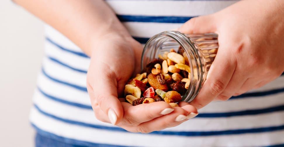 alergia aos frutos secos