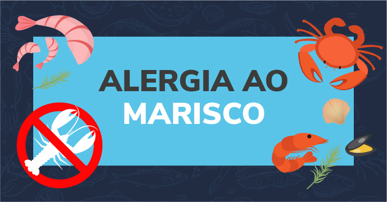 Alergia ao marisco